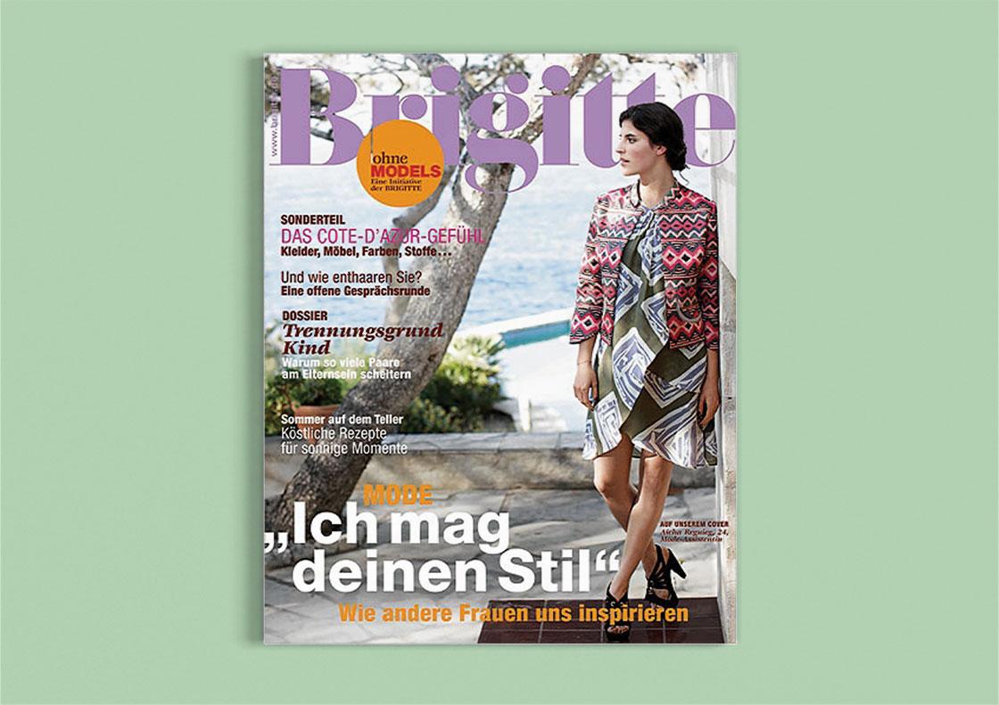 BRIGITTE Ausgabe 16/2010