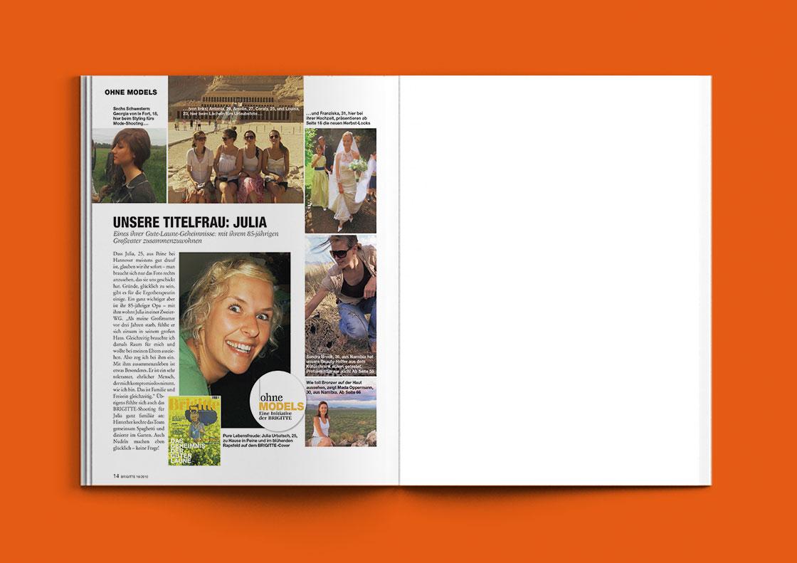 BRIGITTE Ausgabe 18/2010