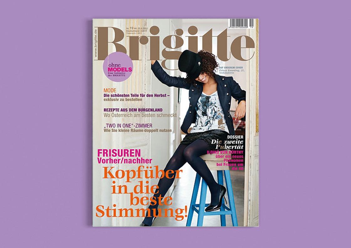 BRIGITTE Ausgabe 19/2010
