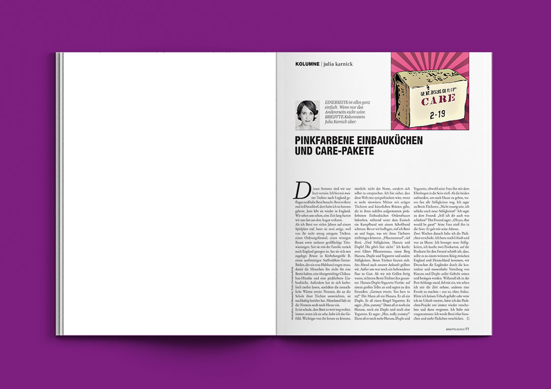 BRIGITTE Ausgabe 20/2010