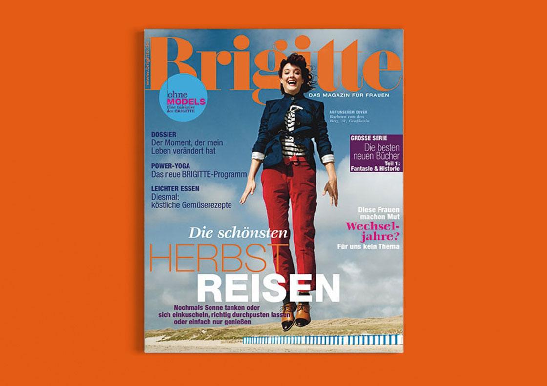 BRIGITTE Ausgabe 21/2010