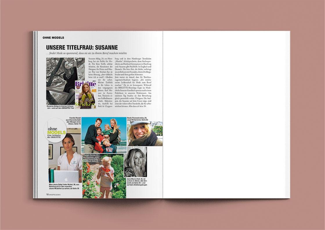 BRIGITTE Ausgabe 22/2010