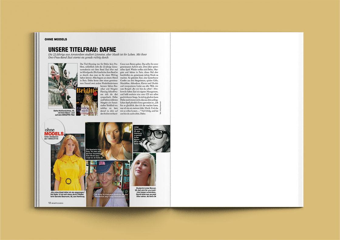BRIGITTE Ausgabe 23/2010