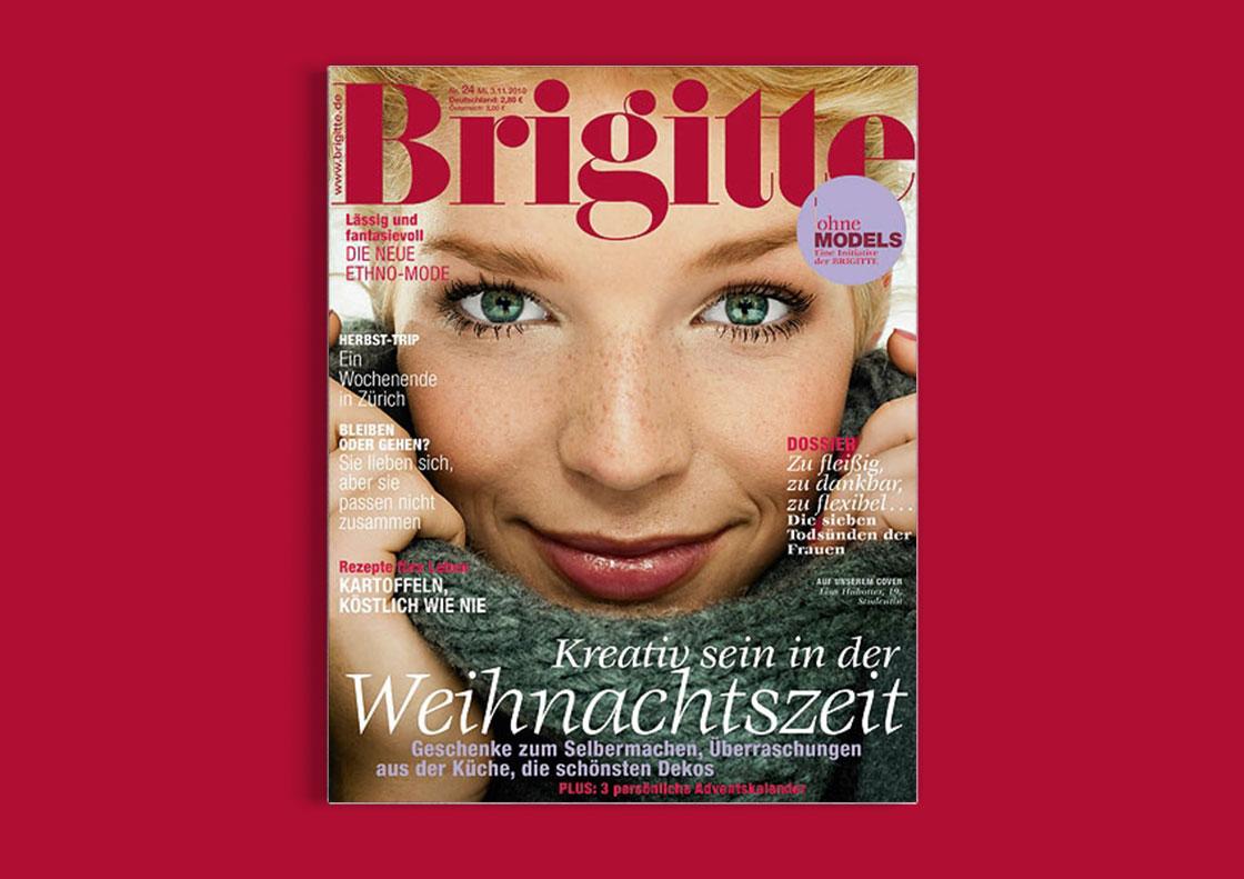 BRIGITTE Ausgabe 24/2010