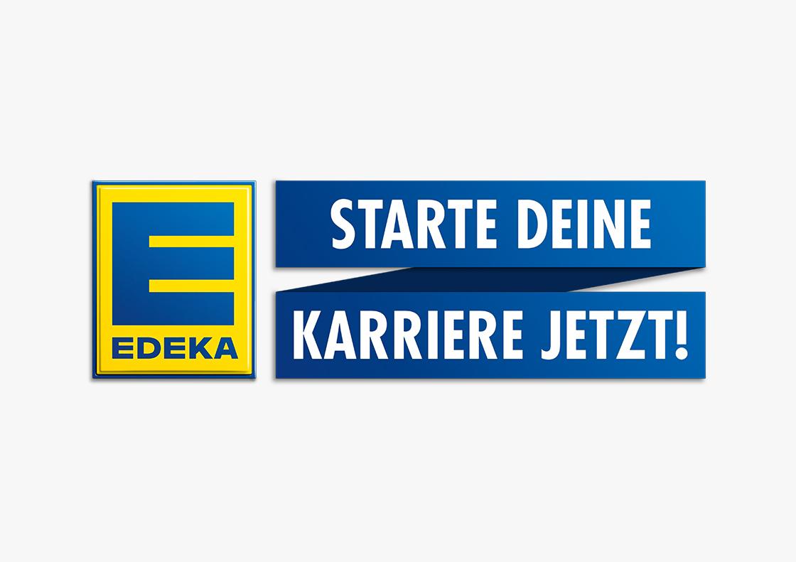 EDEKA Logo & Claim
