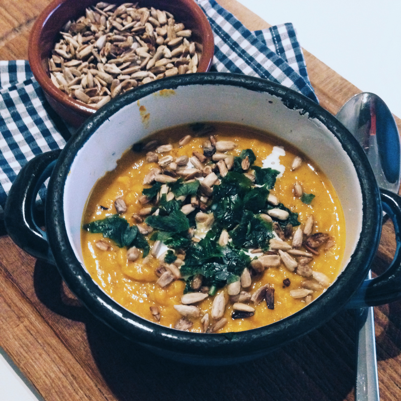 Suppe Auftauen