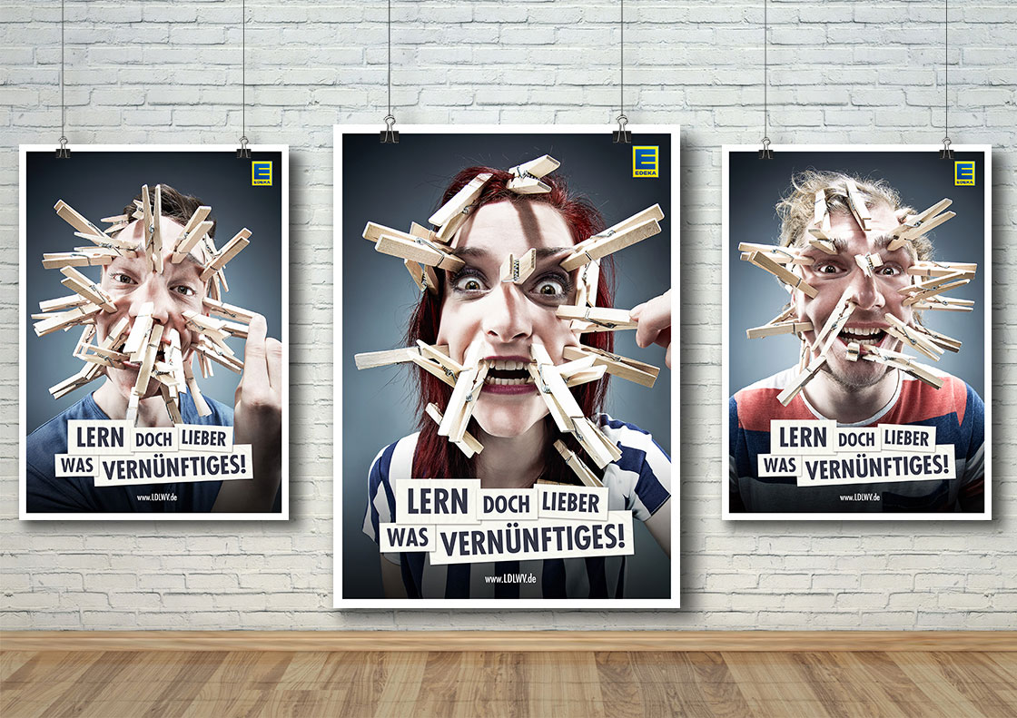 Kampagnenplakate