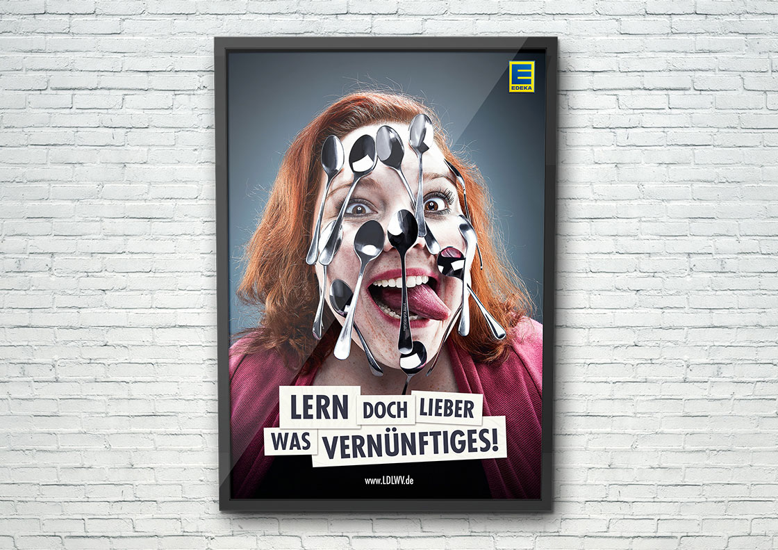 Kampagnenplakat