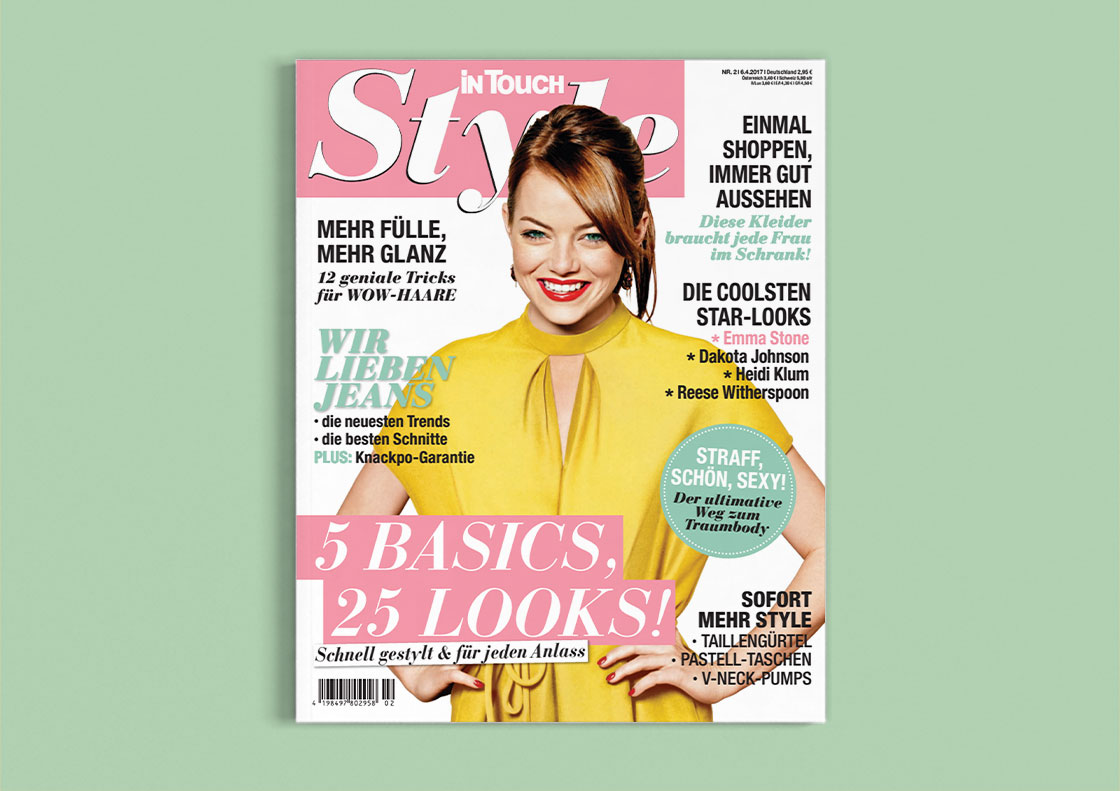 INTOUCH STYLE TITEL